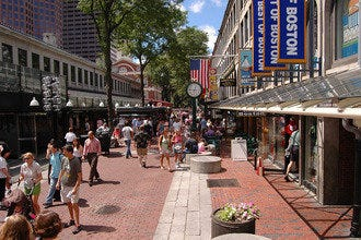Boston's Cruise Port Allows Easy Access to Boston's Best Shopping