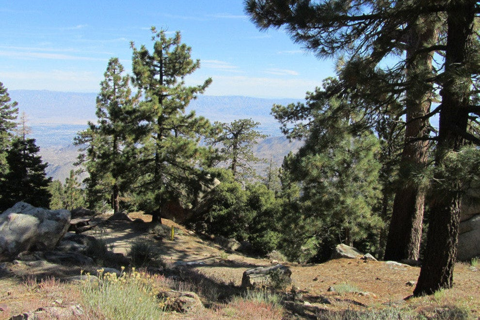 Santa Rosa and San Jacinto Mountains National Monument