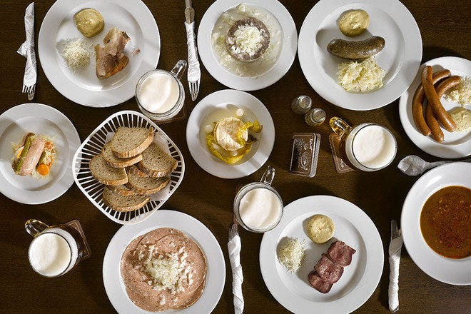 Josefov's Best Restaurants