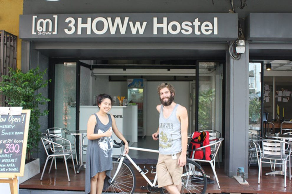 3HOW旅社