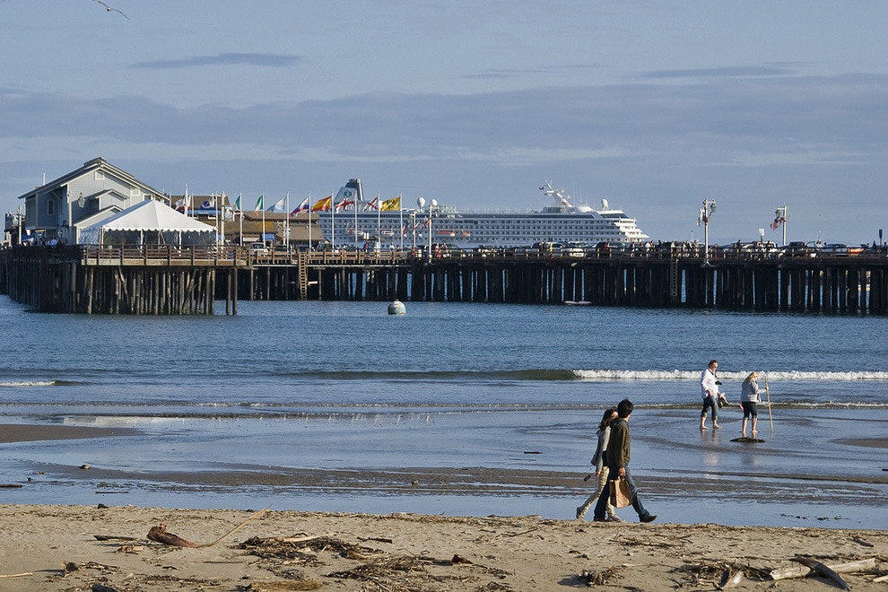 . Stearns Wharf  Santa Barbara Attractions Review   10Best Experts and