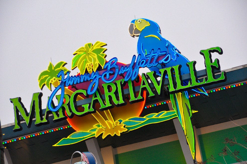 Margaritaville in Key West