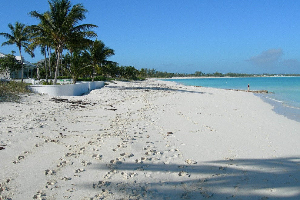 Treasure Cay Beach