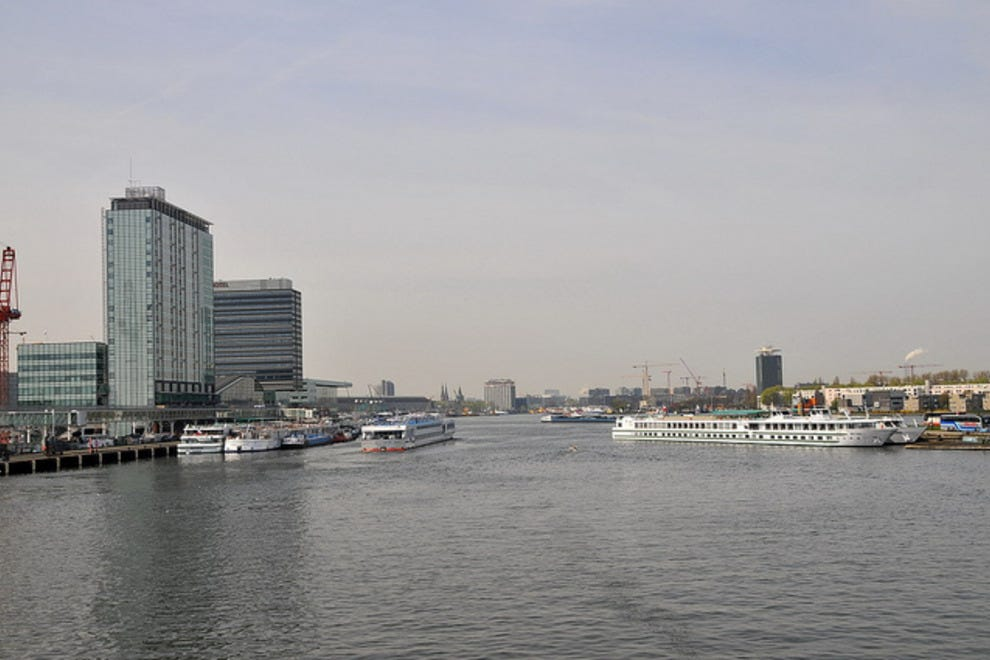 Hotels Close To Amsterdam Cruise Port