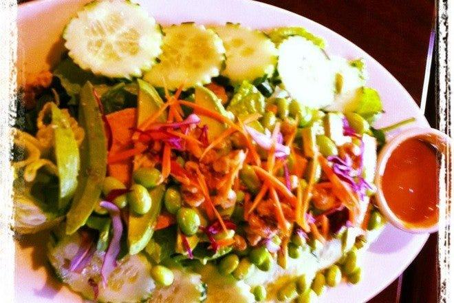 Vegetarians and Vegans, Get Your Green on at Thai Vegan