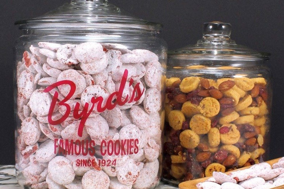 Byrd's Famous Cookies @ City Market
