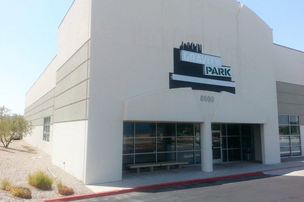GravityPark in Albuquerque, NM