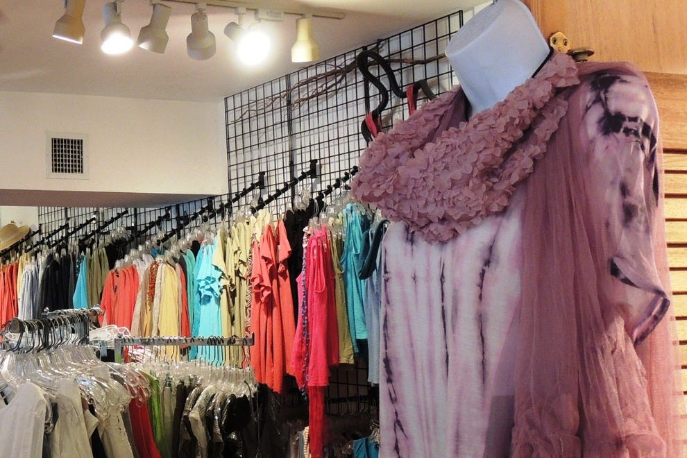 British clothing stores in usa