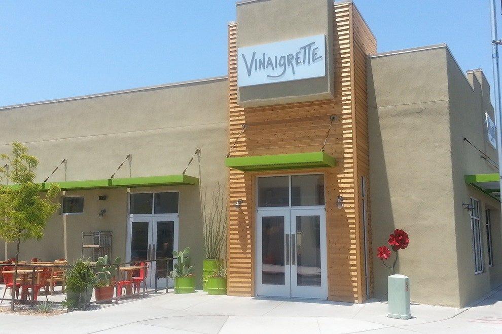 The new Vinaigrette restaurant in Albuquerque, NM