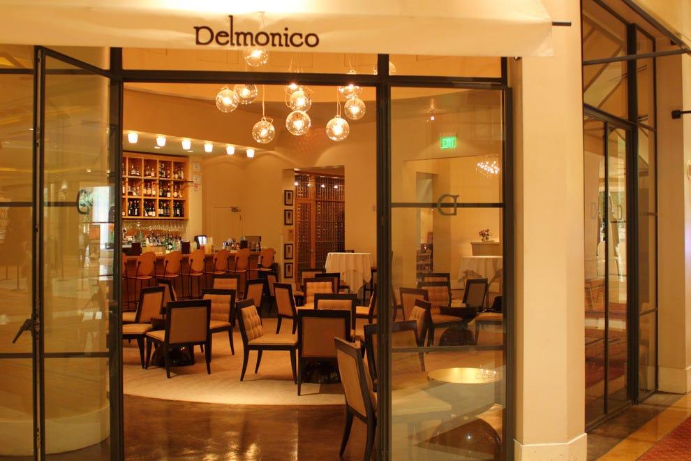 Delmonico Steakhouse Las Vegas Restaurants Review 10Best Experts And Touri