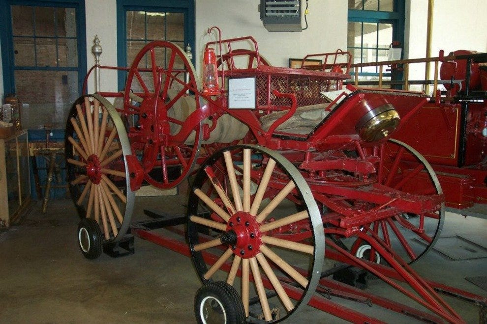 Dallas Firefighters Museum