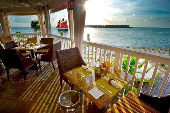 Restaurant Slideshow Waterfront Dining In Key West