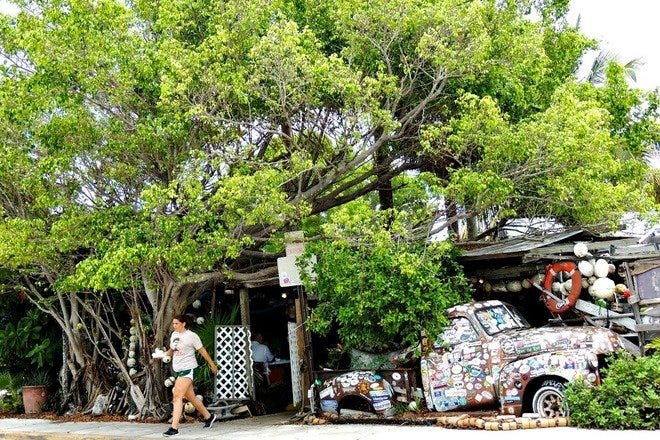 Fish Shacks in Key West