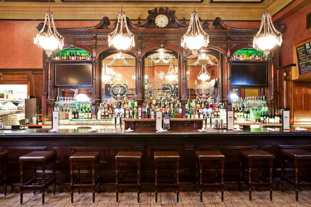 Ri ra irish pub las vegas restaurants review best