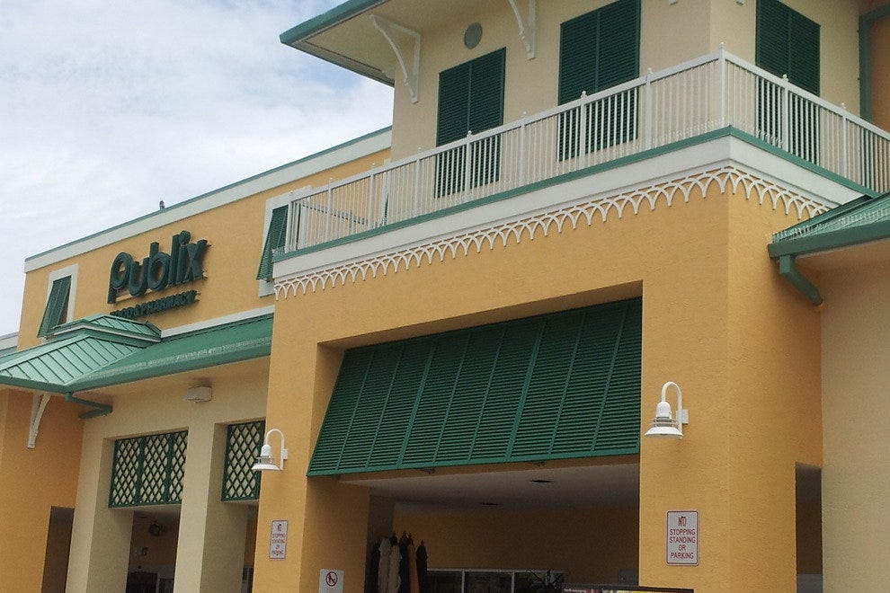 Publix Super Market at The Harbor Shops