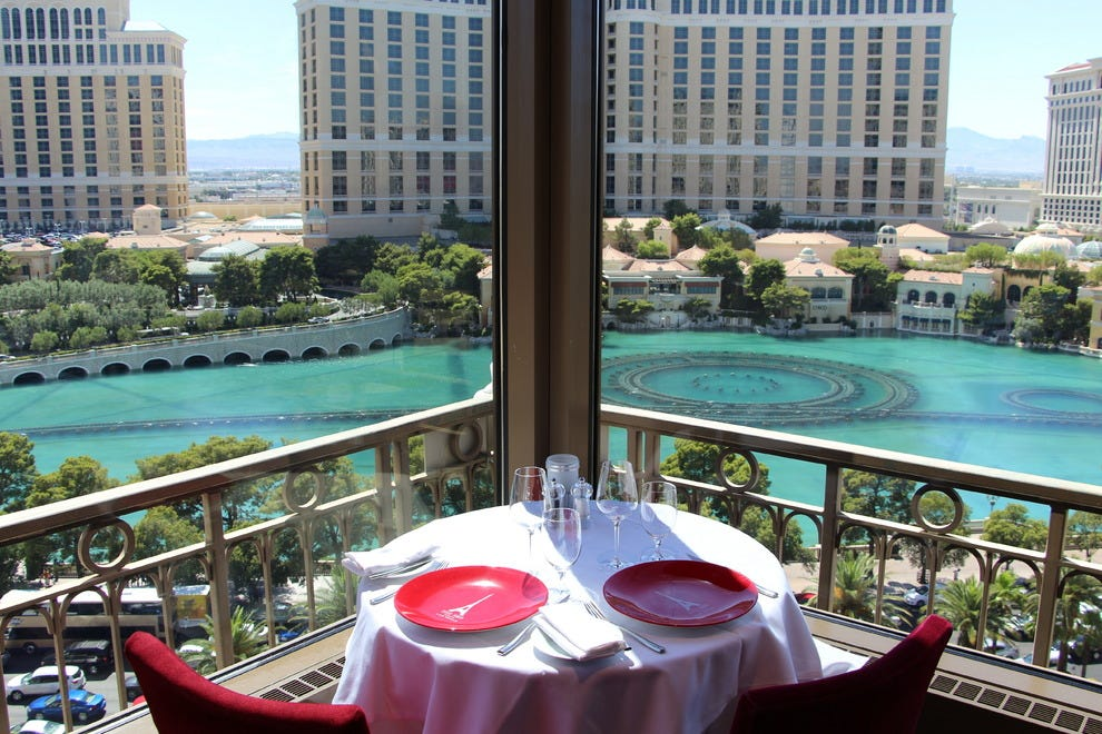 Eiffel Tower Restaurant Las Vegas Restaurants Review 10Best Experts And To