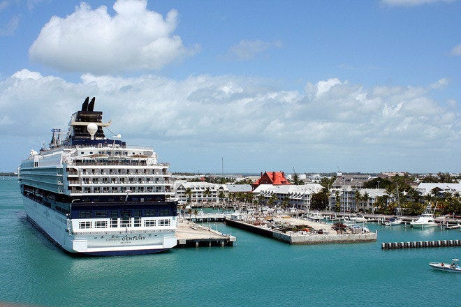 Key West Cruise Port