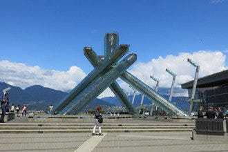 Walk Vancouver's Seawall: Discover Modern Art, Historic Greenspace, Delightful Views