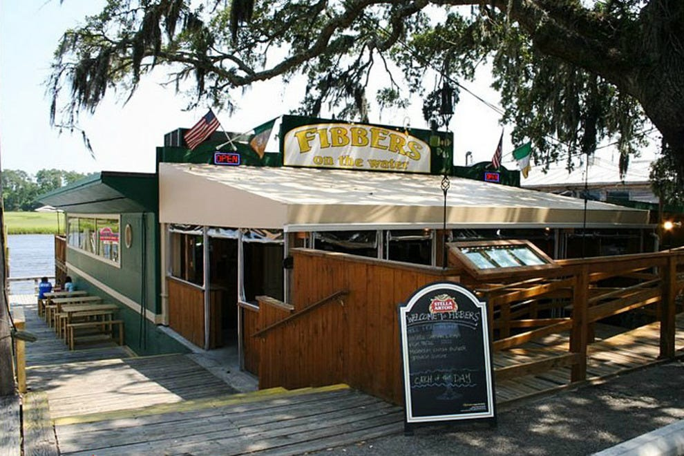 Fibber S On The Water Myrtle Beach Restaurants Review