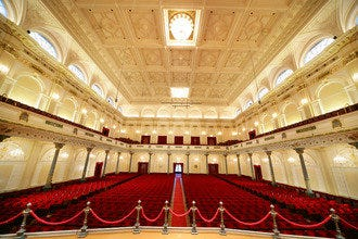 World Famous Amsterdam Concertgebouw Celebrates 125 Years