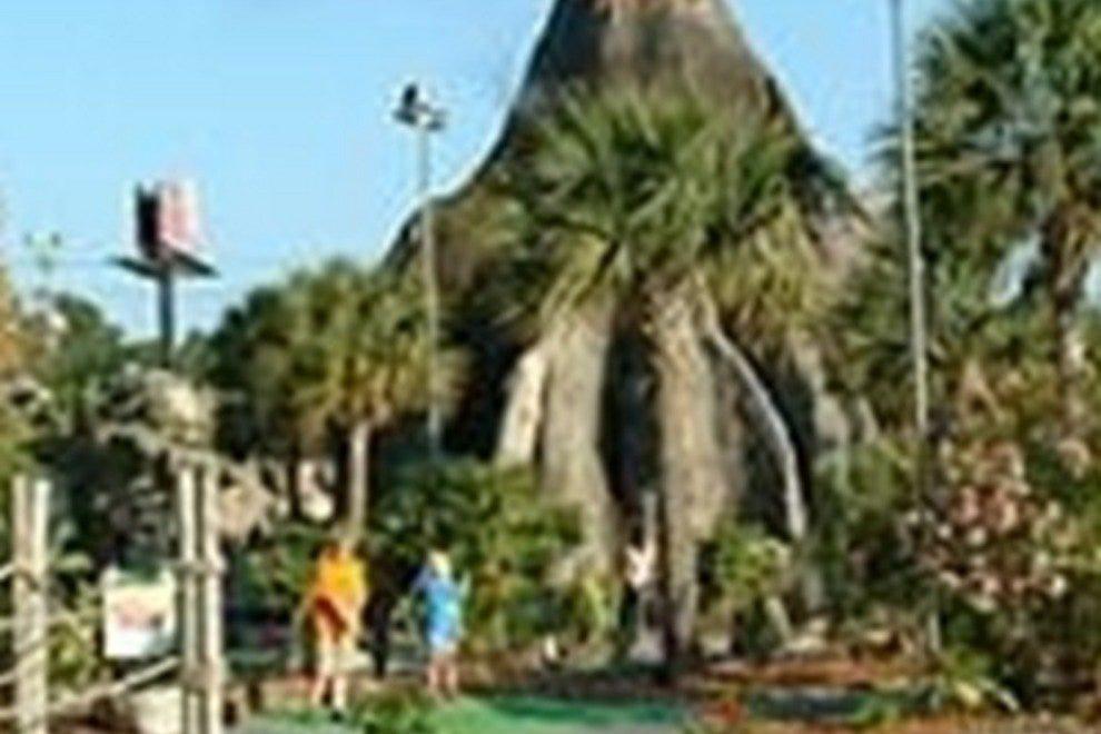 Miniature Golf: Attractions in Myrtle Beach