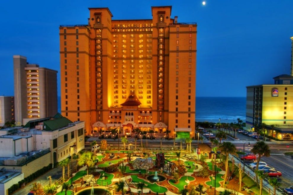 Myrtle Beach: Luxury Hotels in Myrtle Beach, SC: Luxury Hotel