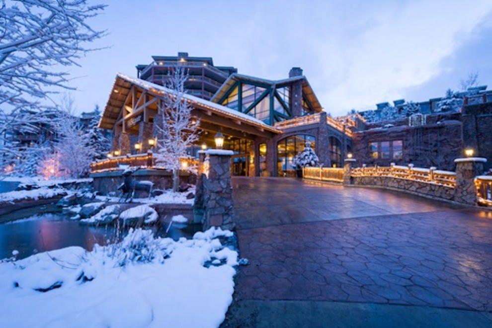 Spa Resorts Near Salt Lake City