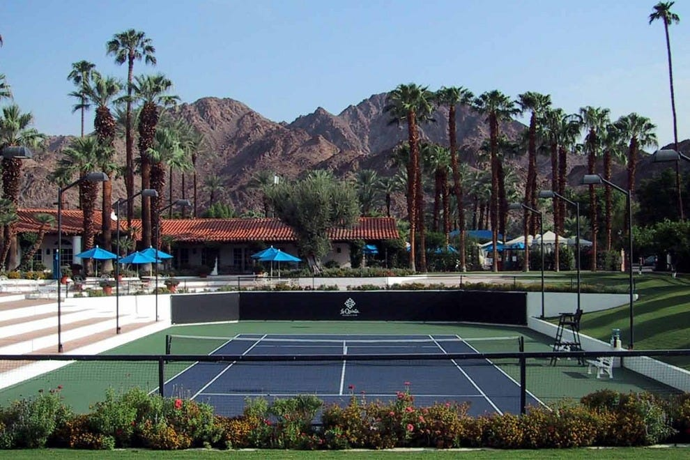 La Quinta Resort tennis facilities