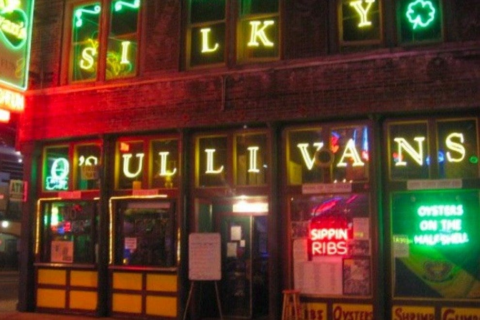 Silky O Sullivan S Memphis Nightlife Review 10best