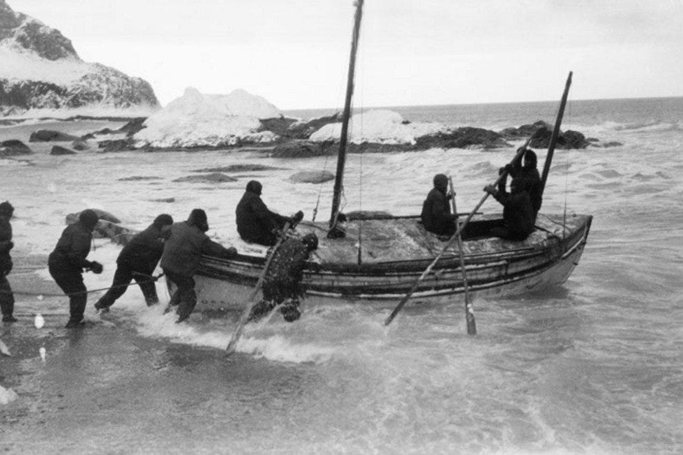 Shackleton Endurance Exhibition