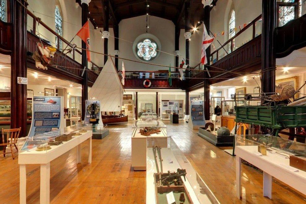 爱尔兰国家海洋博物馆