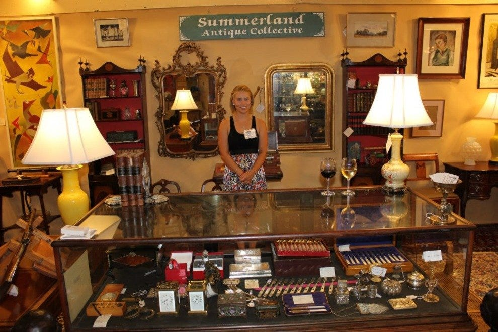 Summerland Antique Collective