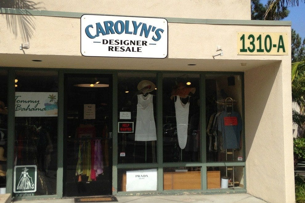 Carolyn's Designer Resale