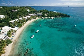 Secret Harbour Beach Resort Saint Thomas