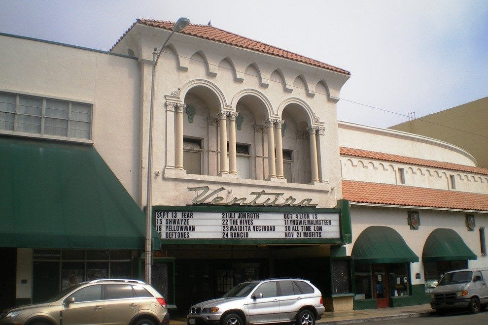 The Majestic Ventura Theater