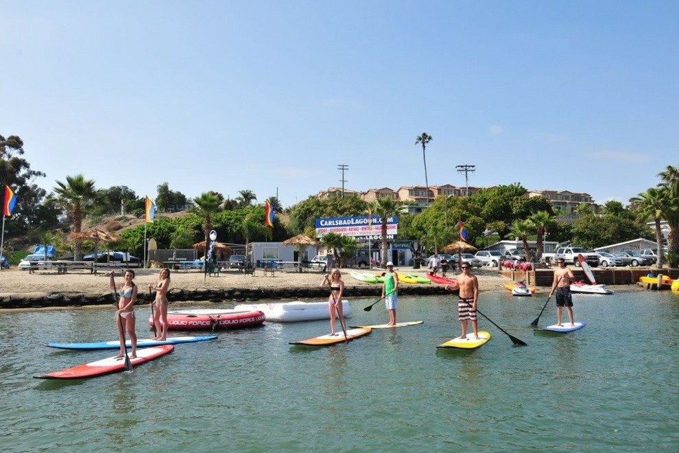 Carlsbad Lagoon San Diego Attractions Review 10best Experts And