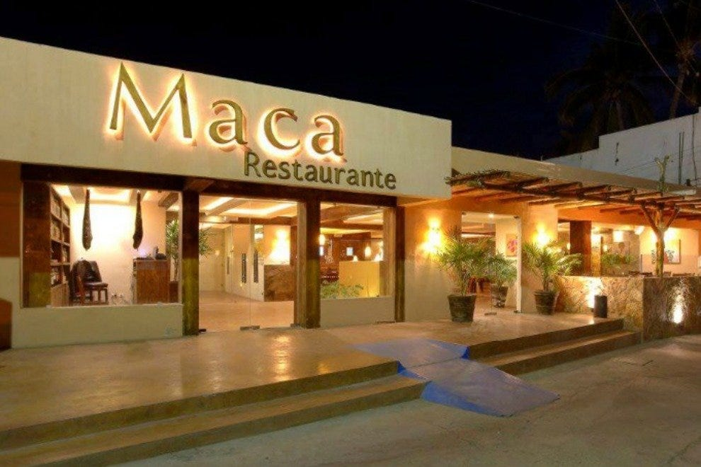Maca is one of the best new restaurants in Cabo San Lucas.