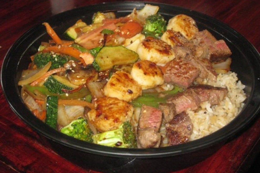 Jimmyz Japanese Hibachi House