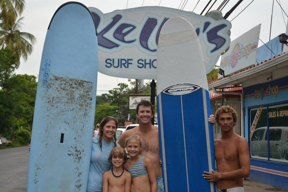 Kelly's Surf Shop