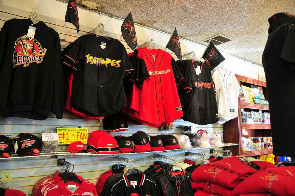 Isotopes Gear
