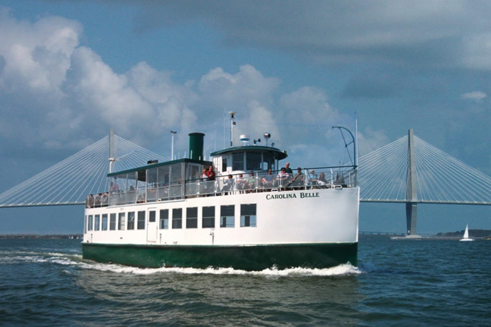 Charleston Harbor Tours