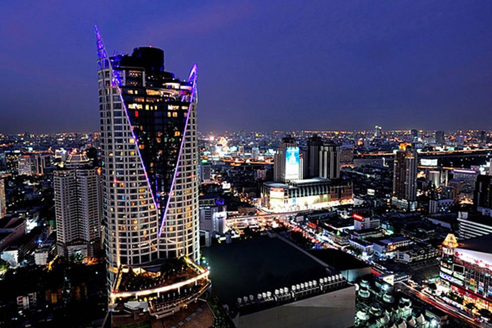 Hotel Near Central World In Bangkok