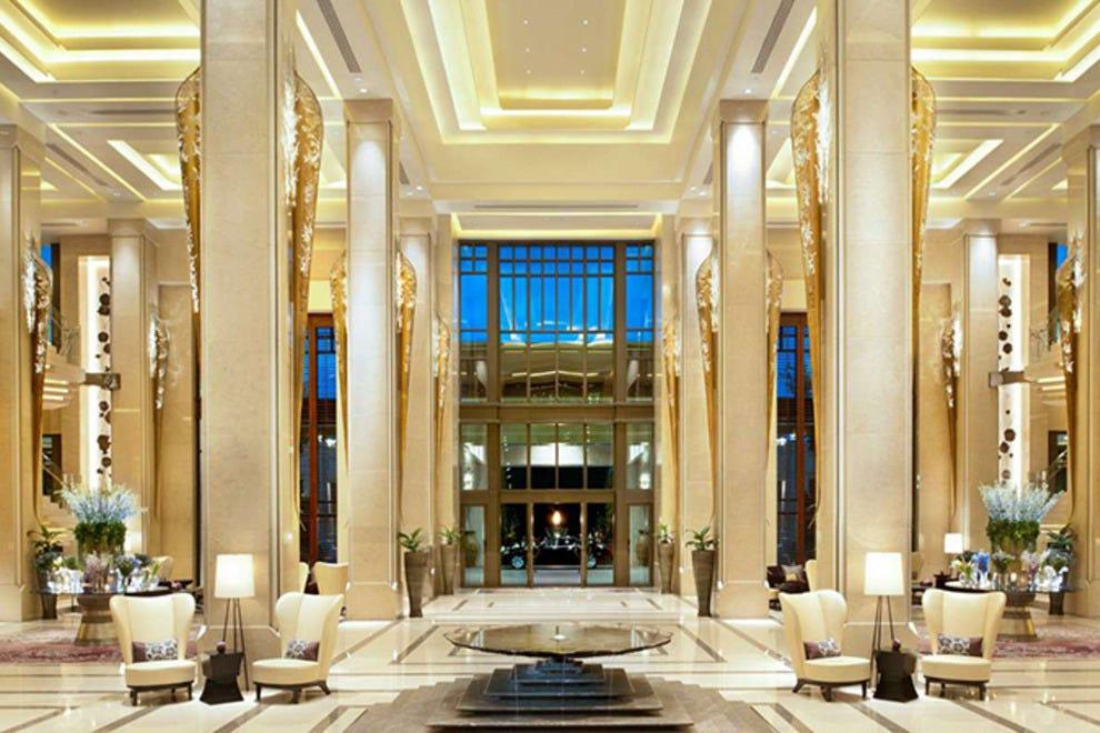 Siam Kempinski酒店曼谷