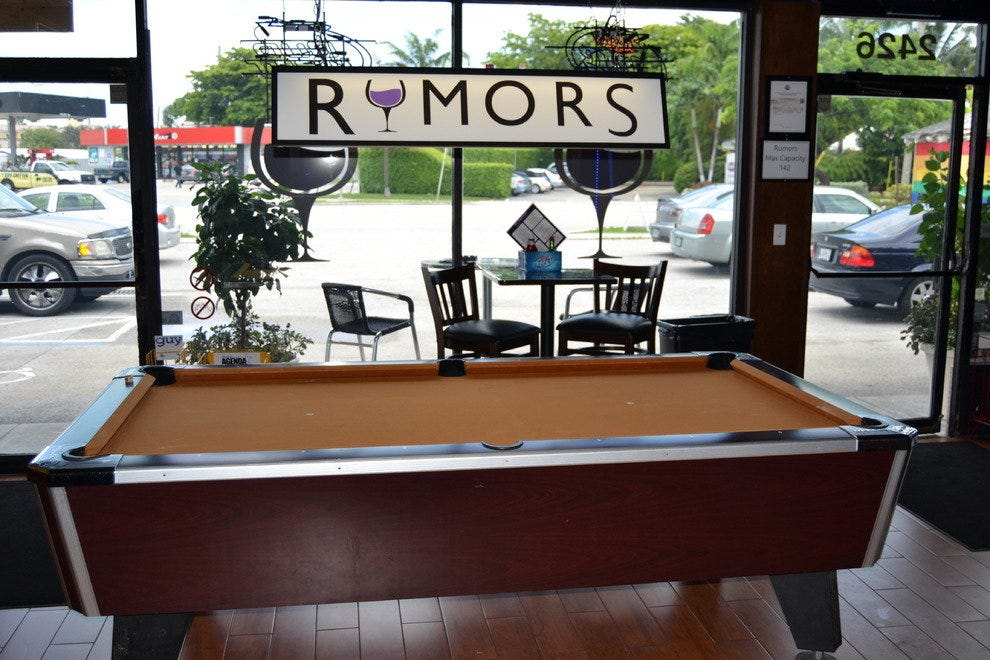 Rumors Bar And Grill >> Rumors Bar Grill Fort Lauderdale Nightlife Review 10best
