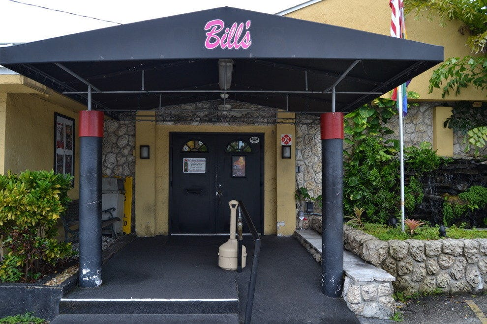 Bill's Filling Station