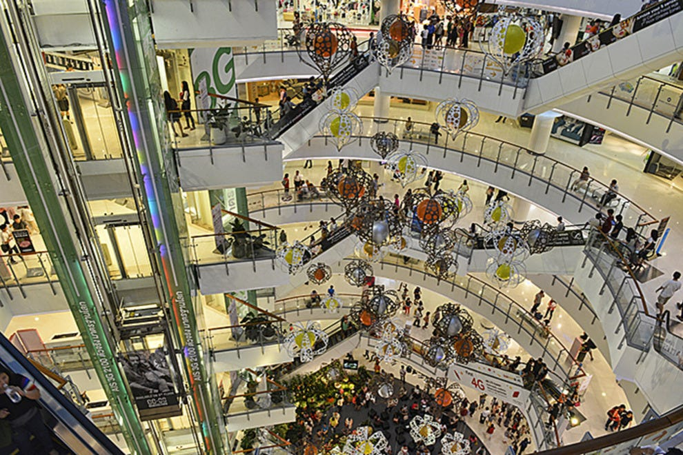 Central world bangkok shopping review 10best experts for Best boutiques in the world