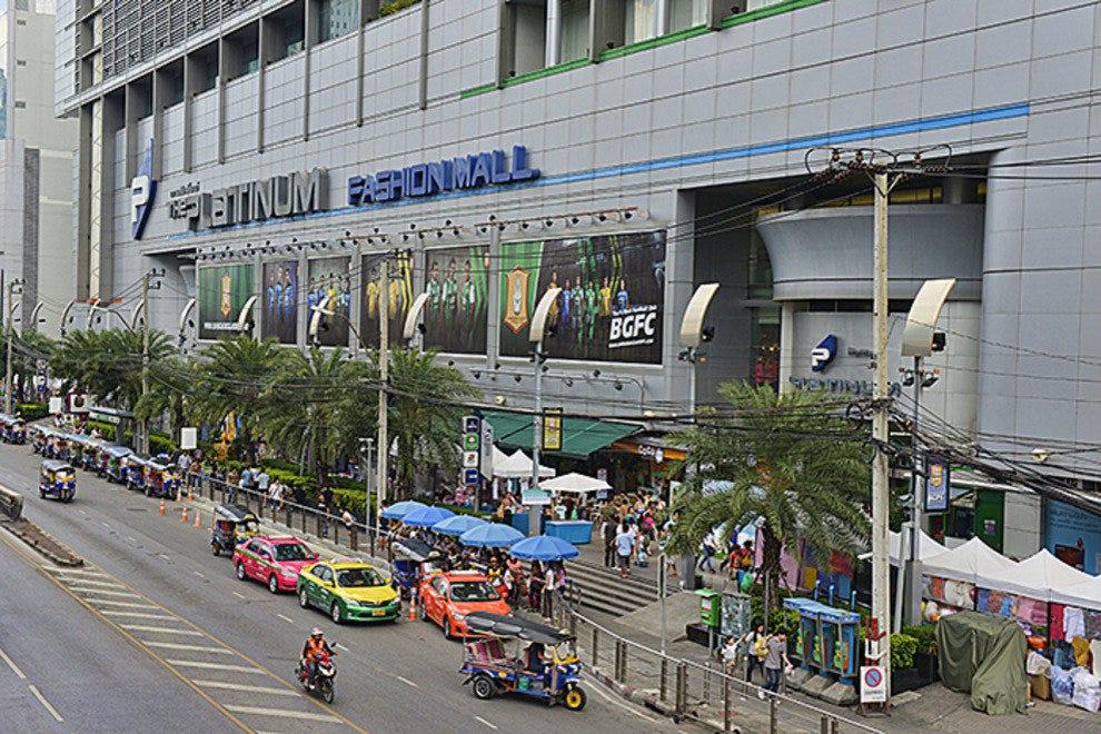 Shopping malls in Bangkok | Shopping malls Information