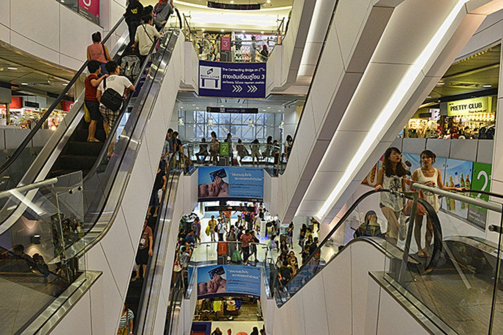 Platinum Fashion Mall in Bangkok - Bangkok Shopping Malls