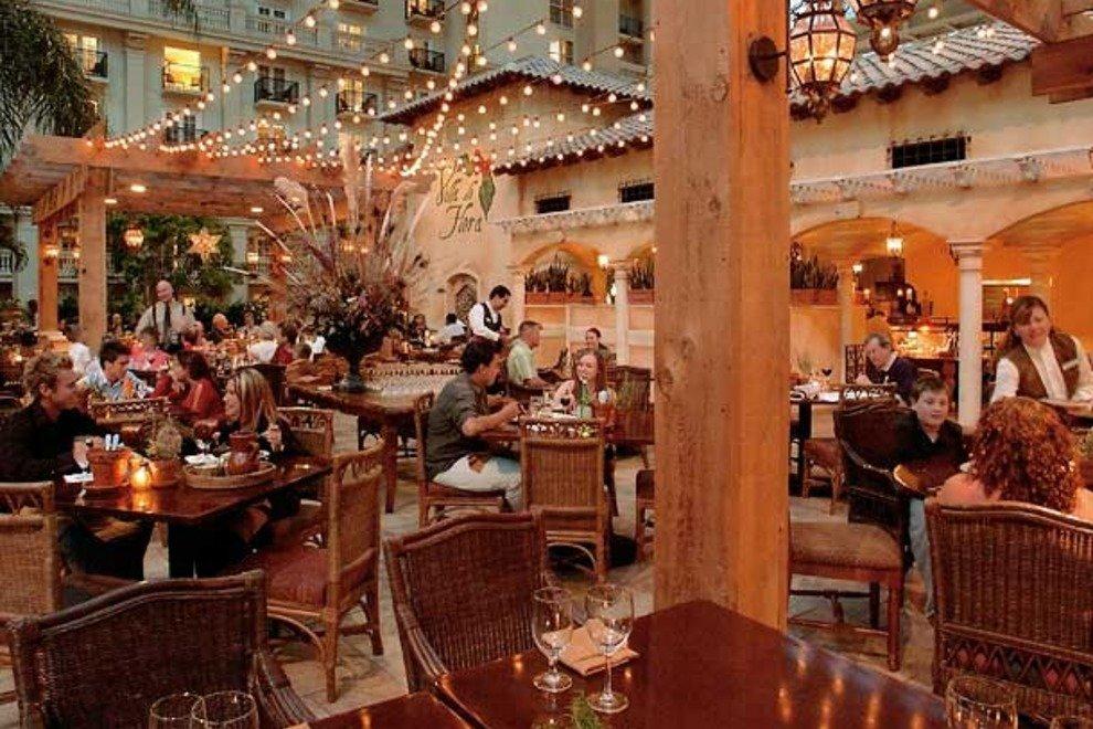 Villa De Flora Orlando Restaurants Review 10best Experts