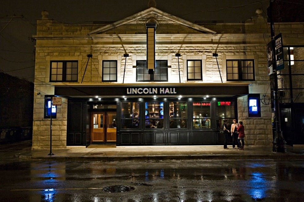 Lincoln Hall Chicago Nightlife Review 10best Experts